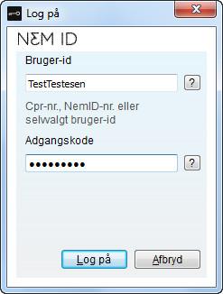 Opsætning af sikker e-mail i Windows 7 Outlook 2007 - NemID